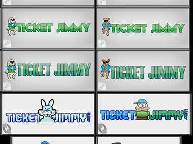 Ticket Jimmy Logo