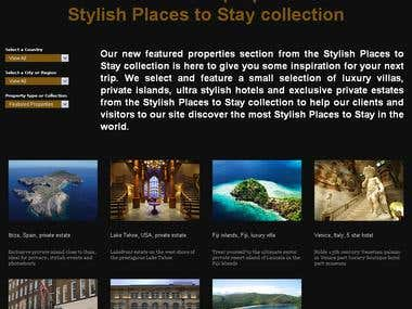 Stylish places to stay