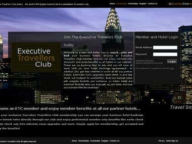 The executive Travellers Club