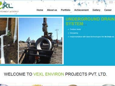 VEXI ENVIRONMENT PROJECTS