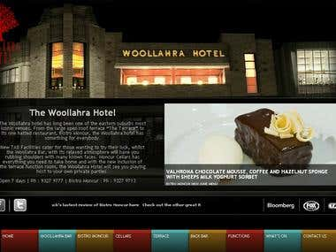 Woolhara hotels