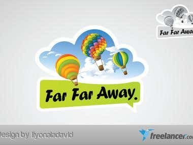 Far Far Away Logo