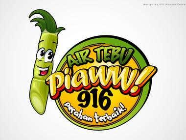 Air Tebu Piaww 916