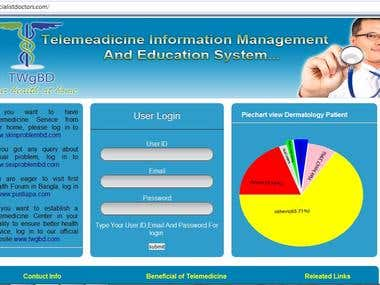 Hospital Management Web Base Software(php)