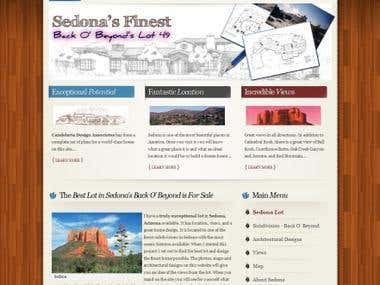 Best Sedona Lot