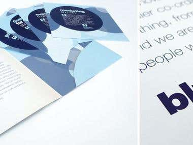 Blue Inc Brochure