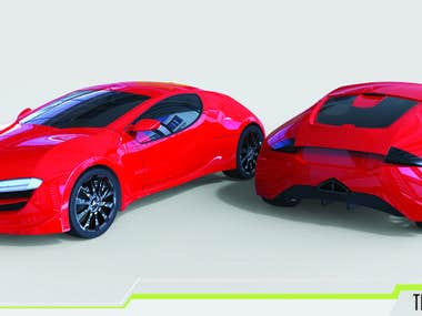 Technicon design Car