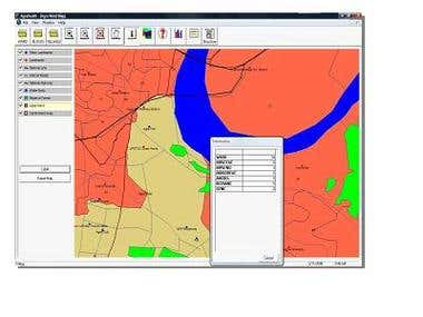 Helath Monitoring System- GIS Application