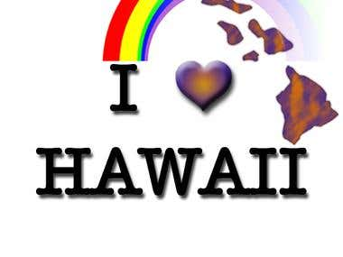 I love hawaii....