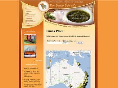 Saucy Spice Company