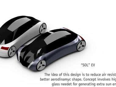 """"""" SOL """"Concept Car"""