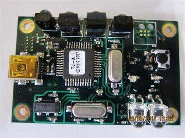 USB IRLearner