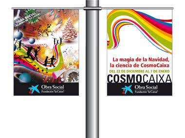 Brochures, poster and another graphics elements