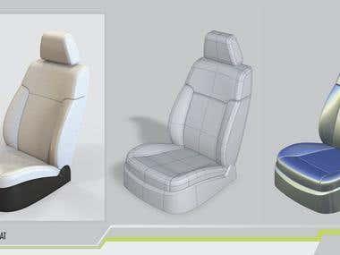 Car Seat Concpet