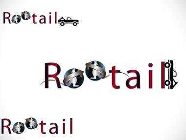 Rootail logo for contest