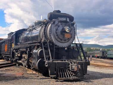 Steam Town, PA