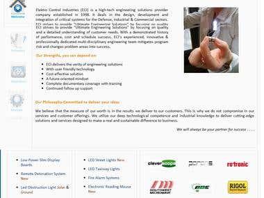 ECI - Elecktro Control Industries
