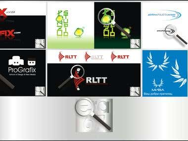 Some of my logos