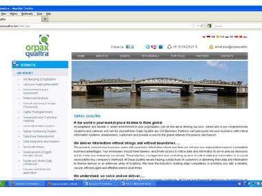Website Deisgn and Development