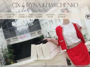 site CIX by IRYNA CHARCHENKO