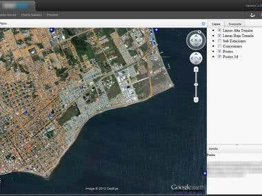 Sistema de información geográfico