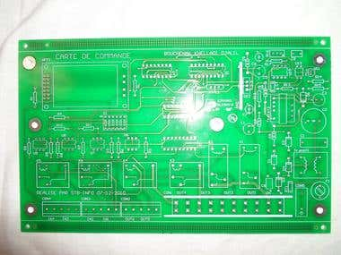 HOME CONTROL UNIT (pcb only)
