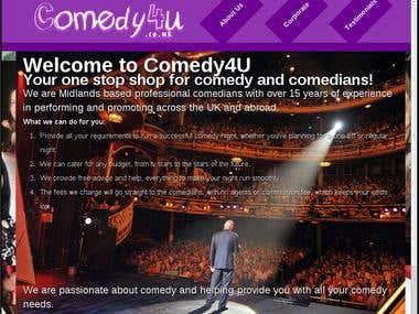 Comedy4u.co.uk