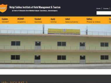 Netajee Subhas Institute of Hotel Management & Tourism