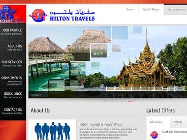 Hilton Travel Services