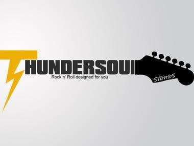Logo Design for Thundersoul