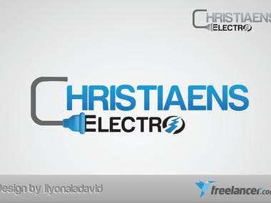 Christiaens Electro Logo