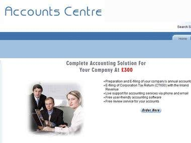 Accounts Pro (An Accounting Software)