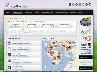 Vitality Directory