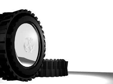 simple wheel