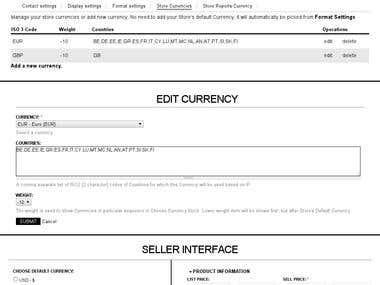 Multi Seller e-commerce