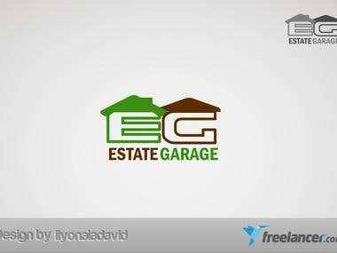 Estate Garage Logo