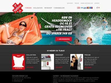 Fatboy - Online Store