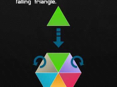 Hexagon Rush