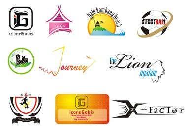 logos n business card