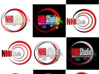 NHBStudio Logos