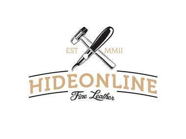 Vintage  logos for Hideonline