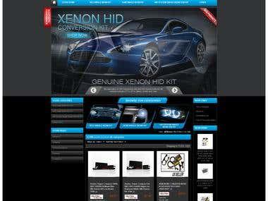online ebay store design