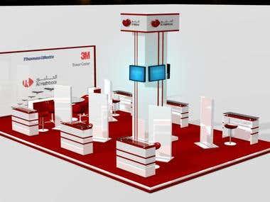 3D Stall