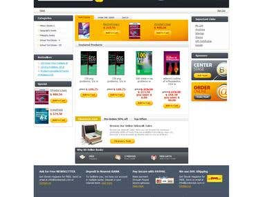 Joomla/VirtueMart Shopping Cart