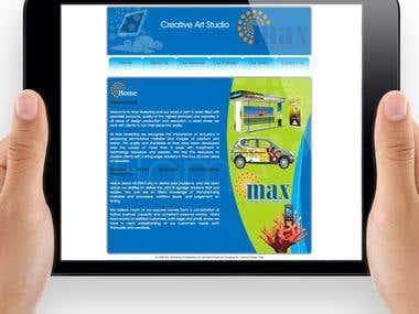 Max Marketing Web Design & Development