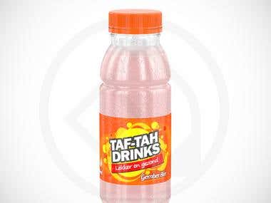 Freelancer.com Project: Taf-Tah Drinks