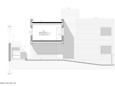 Trabajos realizados en Autocad 2013