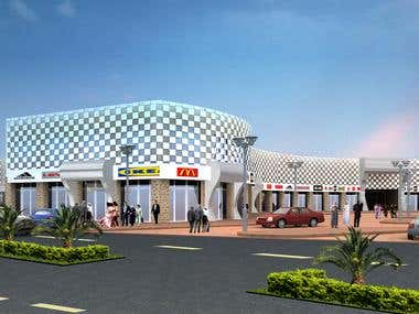Al-oyaina Commercial Center