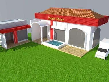 3d with sketchup