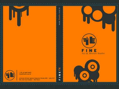 DVD Cover Case - Competition Submitted.